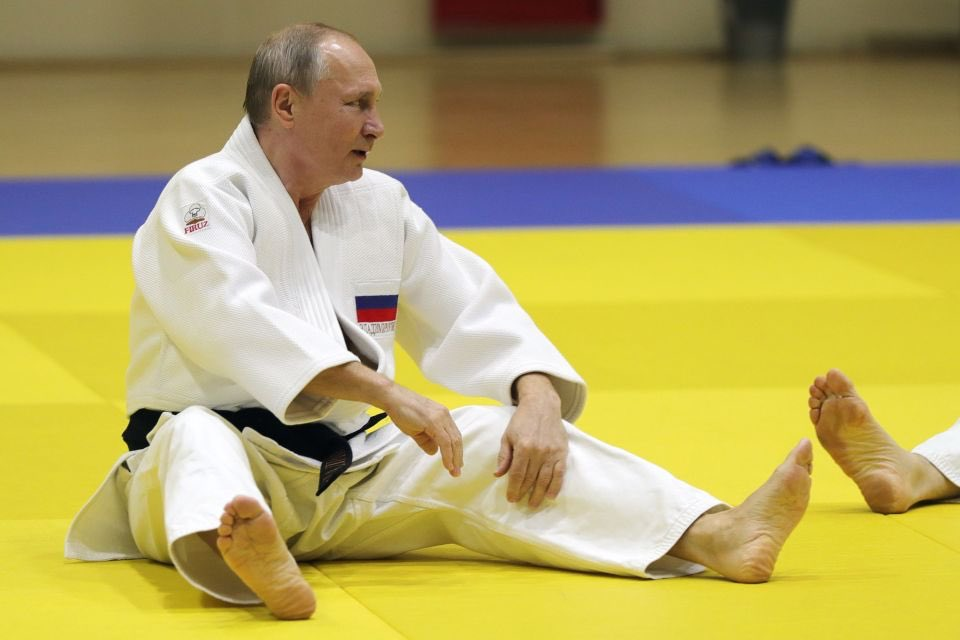 Vladimir Putin Still Got It Video Boec Com