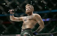 Conor McGregor stunned Donald Cerrone in only 40 seconds