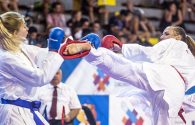 Karate stars prepare for Karate 1-Premier League Dubai