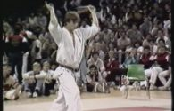 Jeff Whybrow Nunchucks 1985 (VIDEO)