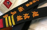History of belts in Kyokushin Karate