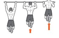 10 most common mistakes when doing pull-ups