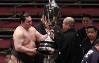 "Hakuho Shō - ""The Best Sumo Wrestler of All Time"" ?"