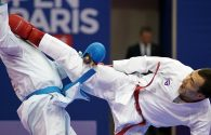 Karate officially out of Paris 2024