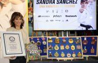 Karate Star Sandra Sanchez recognised by Guinness World Records