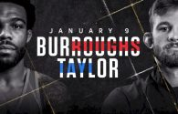 Jordan Burroughs vs. David Taylor on January 9