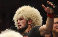 Khabib Nurmagomedov reveals his choice for second best lightweight fighter of all-time
