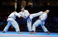 Where to watch EKF European Karate championships