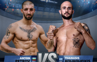 Anton Petrov faces Tanasis Koukoufikis at the second edition of SENSHI