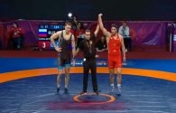 Abdulrashid Sadulaev claims gold at the European Championship (VIDEO)
