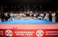 Armenian Kyokushin Grand Prix 2019 - Results