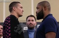 Face To Face: Oleksandr Usyk vs. Chazz Witherspoon (VIDEO)