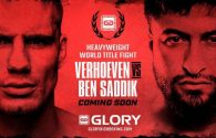 Rico Verhoeven to face Jamal Ben Saddik in 2020